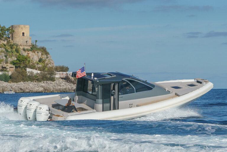 magazzù targa 45 starboard side