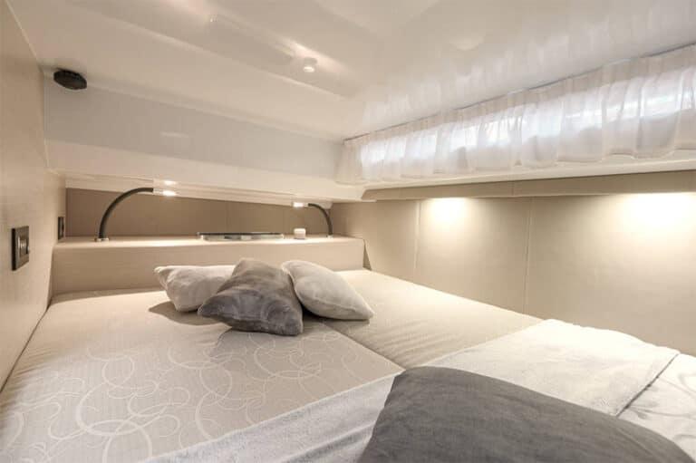 Sacs Strider 15 VIP cabin