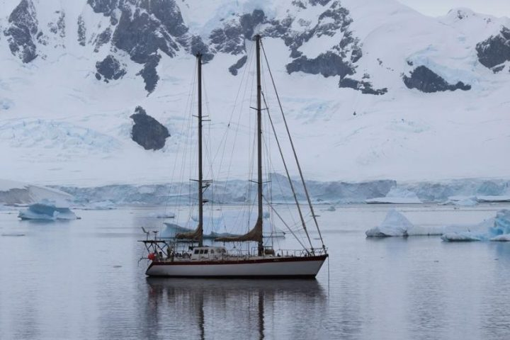 winter boating