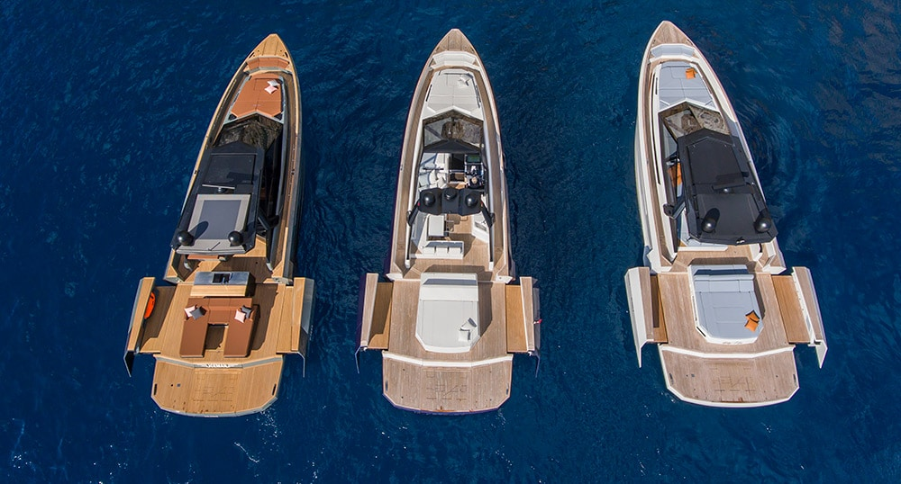 Blue Emme Yachts investments