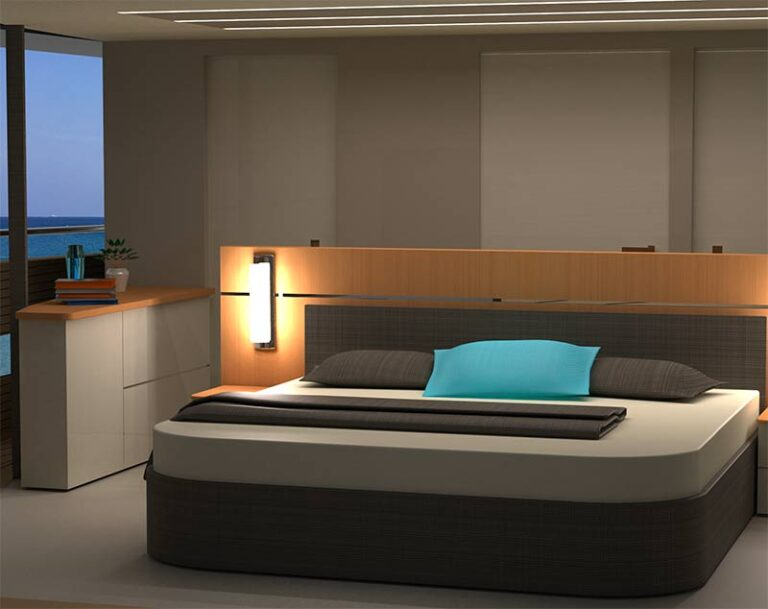 Futura 101 Hybrid master cabin
