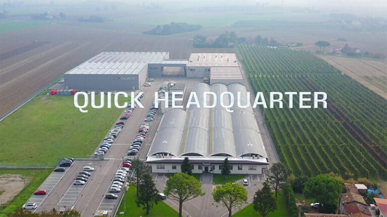 Quick headquarters