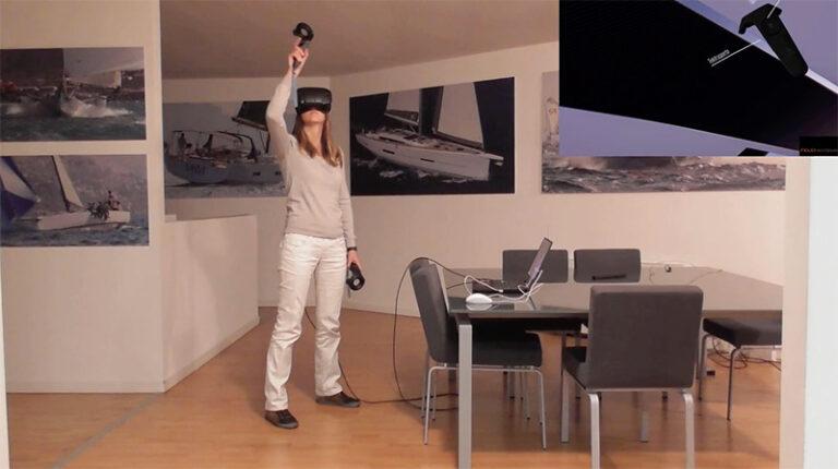 Felci Yachts virtual reality