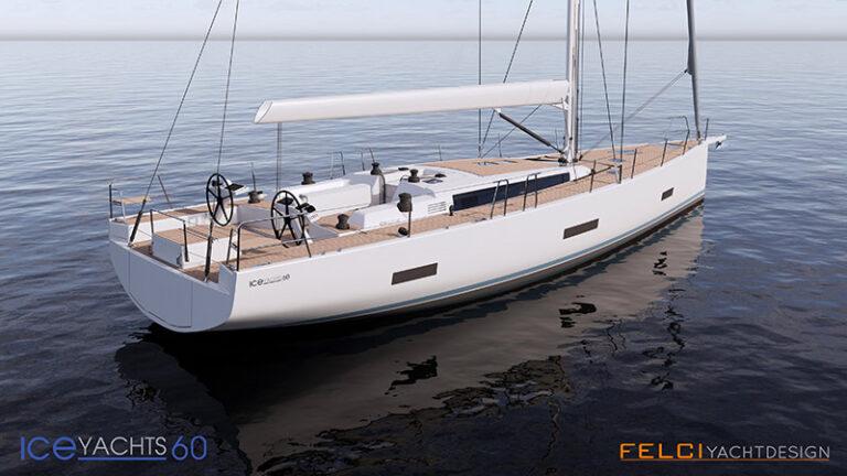 Ice 60 Gran Comfort stern