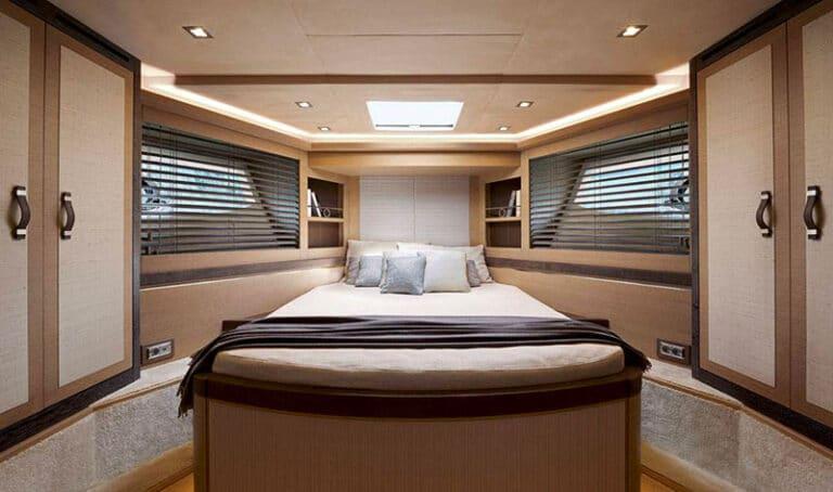 MCY 80 VIP cabin