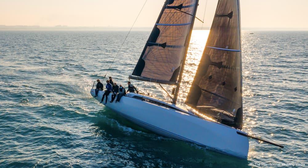 Neo 430 Roma Sea trial