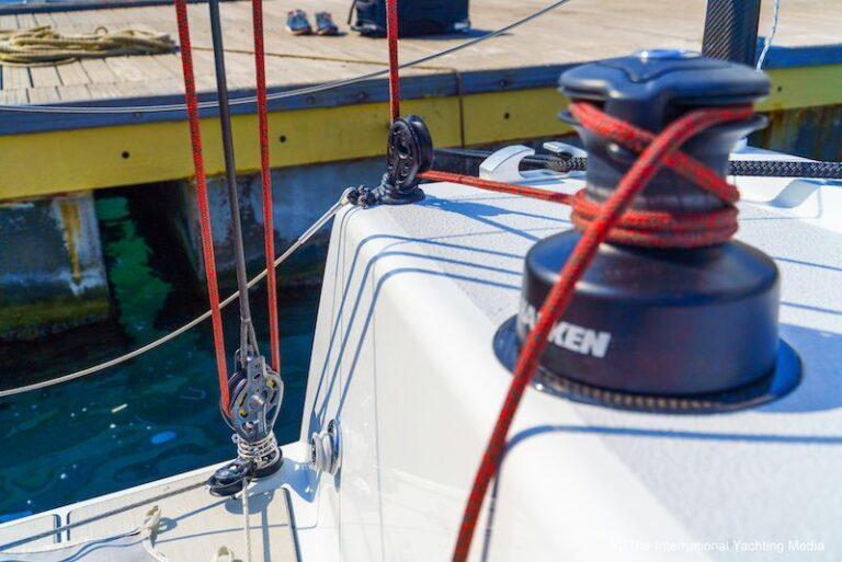 Neo 430 Roma ropes
