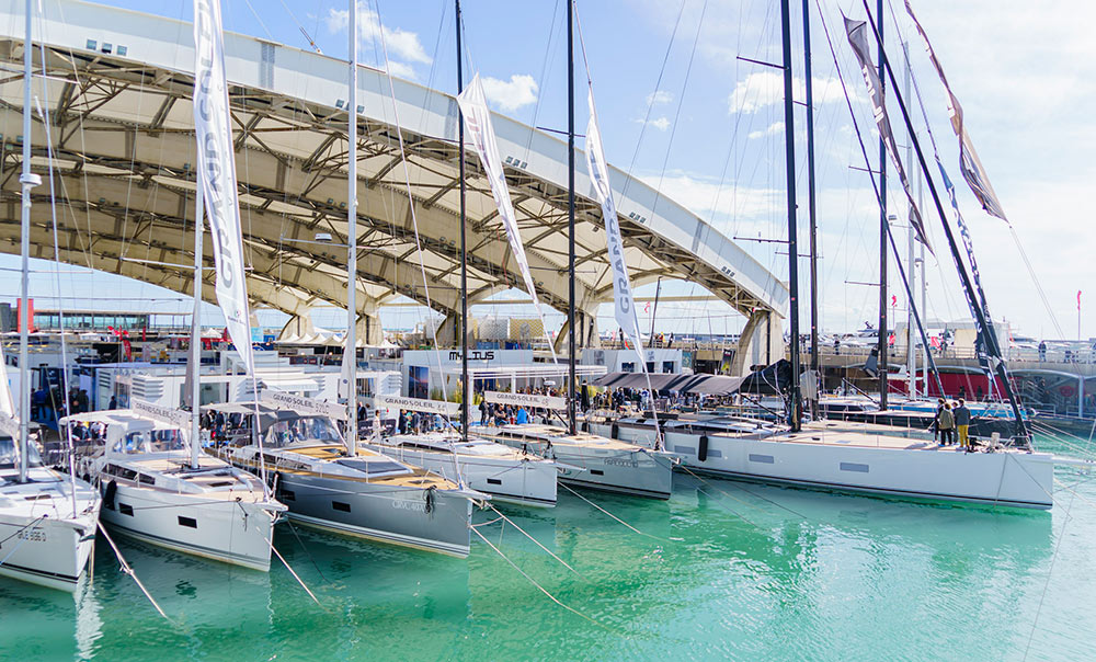 applications for the 61st Genoa Boat Show