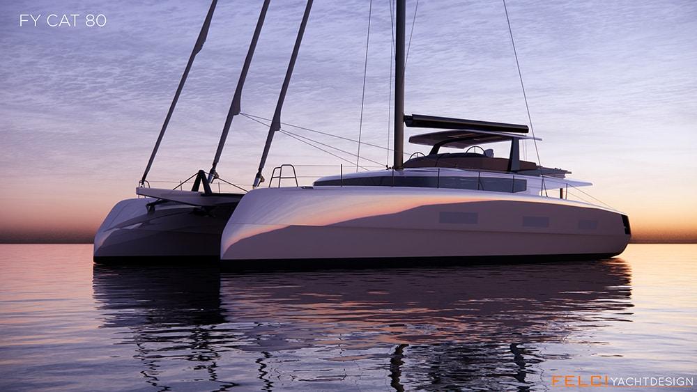 Felci Yachts Cat 80