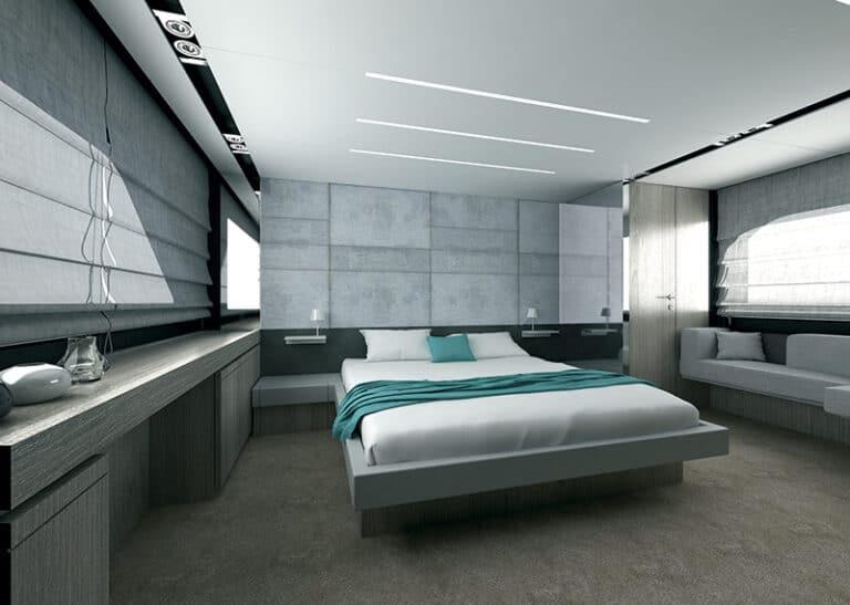 Filippetti S 65 VIP cabin