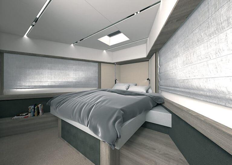 Filippetti S 65 master cabin