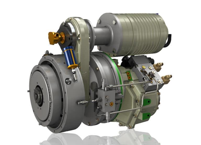 HTM700 hybrid propulsion system
