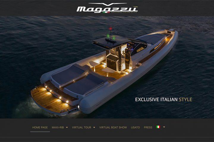 Magazzù new website