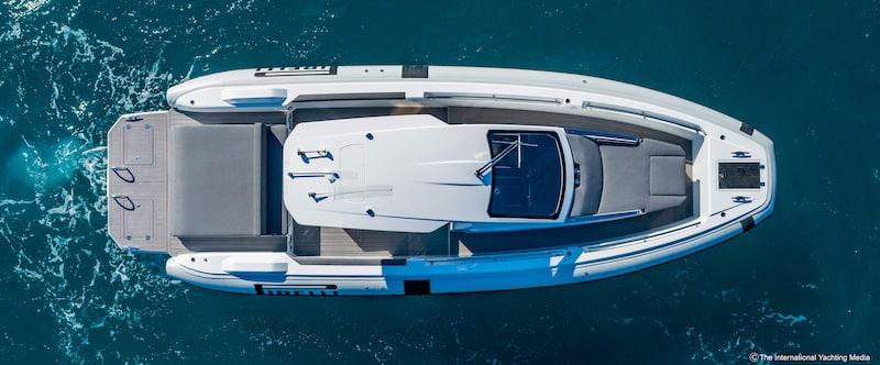 Pirelli 35 deck