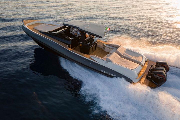 Scanner Continental Marine