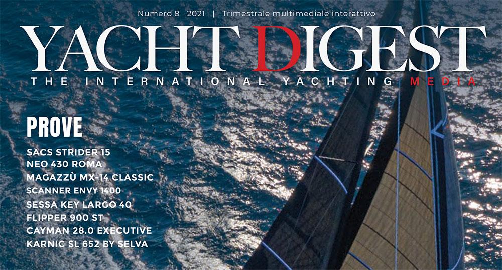 yacht digest