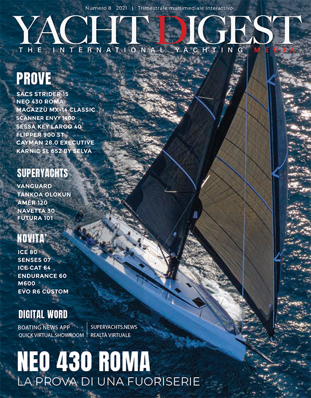 yacht digest cover 2021