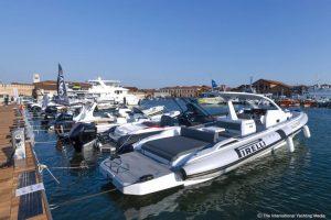 Pirelli 35 Venice Boat Show