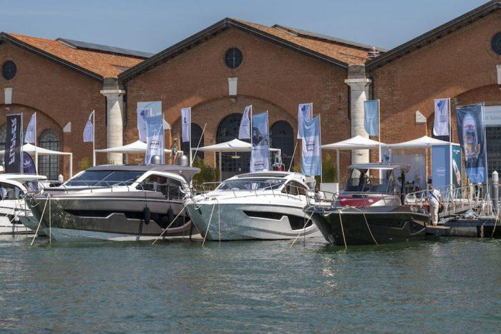 Sessa innovation venice boat show