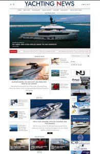 Yachting News website