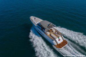 Franchini Mia 63 at sea