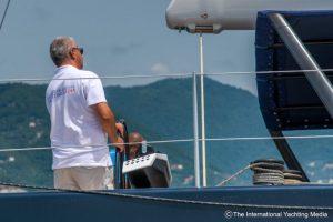 Luca D'Ambrosio Sea trial