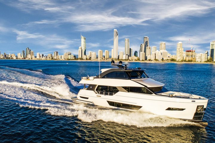 Ocean Alexander superyachts