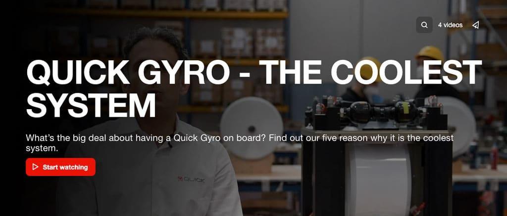 Quick Gyro video