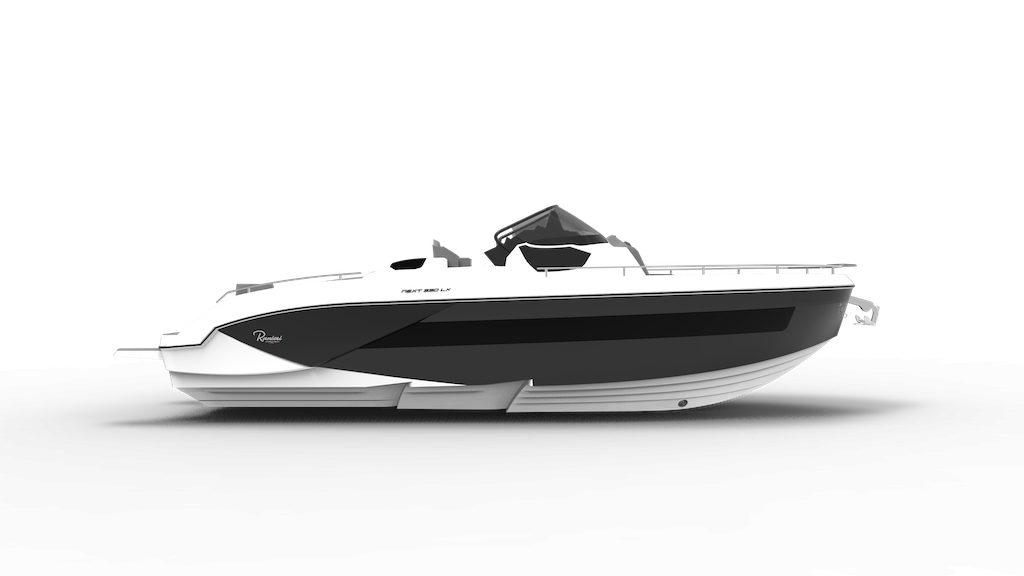 Ranieri Next 330 LX