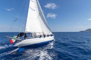 daydreamer under sail