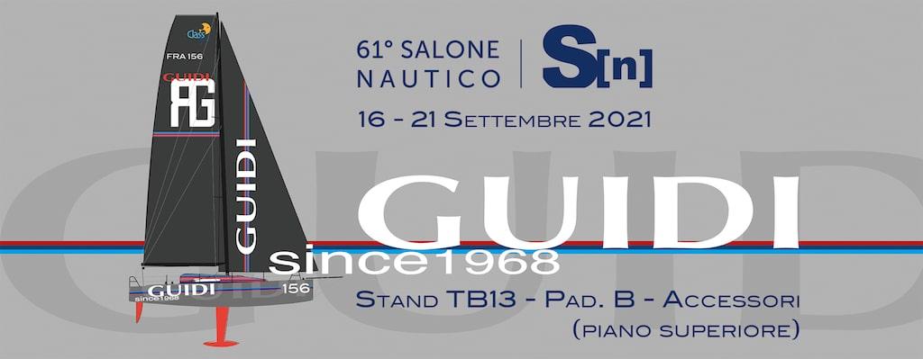 Guidi genoa boat show