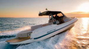 Scanner Marine Venice Boat Show
