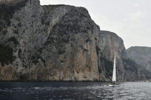 cliffs of Cala Coloritza