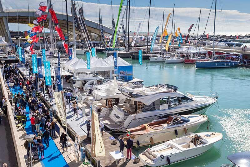 genoa boat show registrations