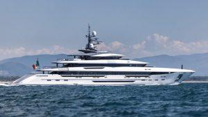 polaris yacht
