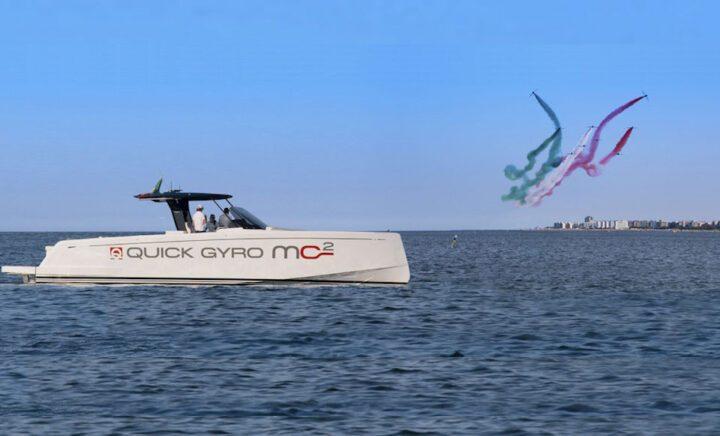 MC² Quick Gyro X75