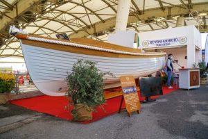 corvetta 24 genoa boat show