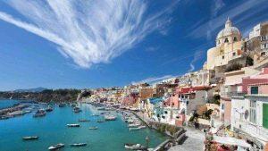 ischia and procida islands
