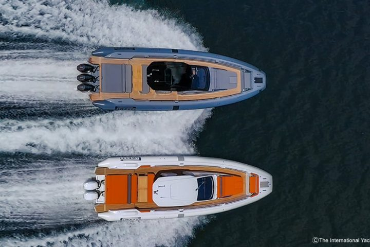 pirelli 42 sea trial